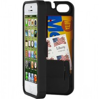 Flight 001 – Where Travel Begins.  Eyn Iphone 5 Storage Case Black