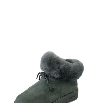 Hot Deal On Sale Shoes Flat Korean Stylish Butterfly Boots [9450525063]