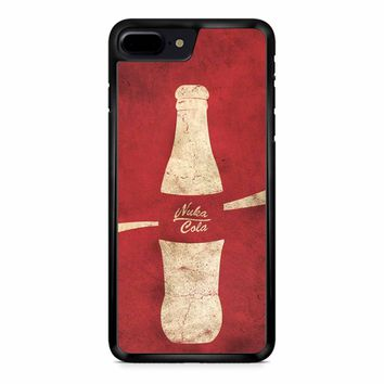 Fallout 4 Inspired Nuka Cola iPhone 8 Plus Case