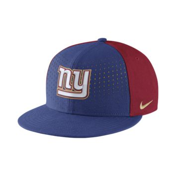 Nike Laser Pulse True (NFL Giants) Adjustable Hat (Rush)