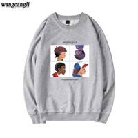 Stranger Things Hip Hop Casual Sweatshirt Men Hoodie Stranger Things Winter Mens Hoodies and Sweatshirts Tracksuit