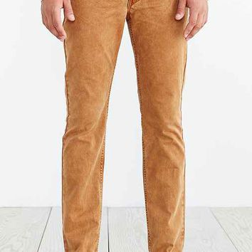 Levi's 511 Dark Ginger Slim