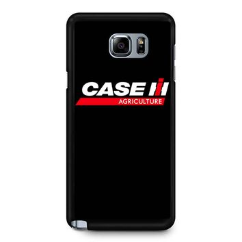 Case Ih Agriculture 3 Samsung Galaxy Note 5 Case