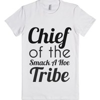 chief-Female White T-Shirt