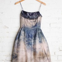 Vintage Bow-Back Party Dress - Urban Outfitters