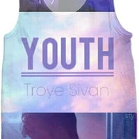 Youth Troye Sivan Tank-top