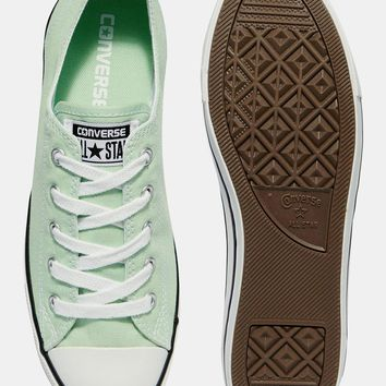Converse Mint Dainty Chuck Taylor All Star Trainers