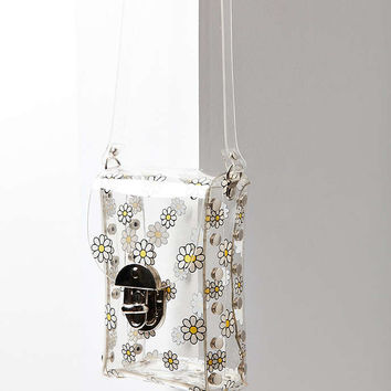Dolly PVC Crossbody Bag - Urban Outfitters