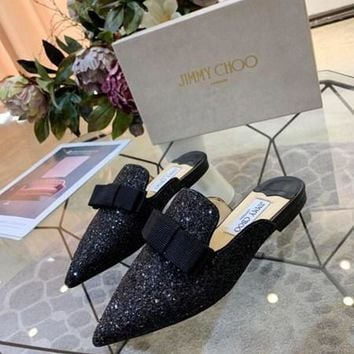 Jimmychoo Fashion Casual Running Sport Shoes Sneakers Slipper Sandals High Heels Shoes