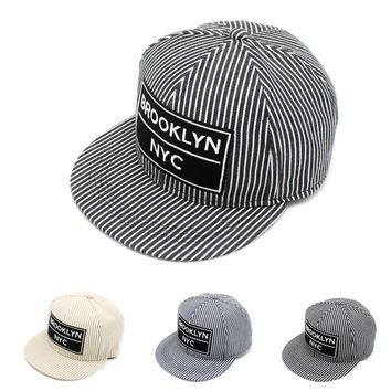 Autumn Stripes Alphabet Embroidery Ladies Couple Baseball Cap Hip-hop Hats [4917717828]
