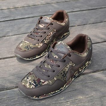 Mountaineering Sports Shoes Camouflage Sneakers