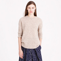 TEXTURED SLOUCHY SWEATER