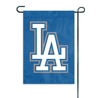 Los Angeles Dodgers MLB Mini Garden or Window Flag (15x10.5)