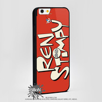Ren And Stimpy Vintage Cartoon For Apple, Iphone, Ipod, Samsung Galaxy Case