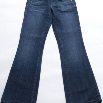 Citizens of Humanity Margo #085 low waist bootcut stretch jean Size 25