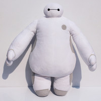 40CM Large Size The big hero 6 Baymax plush dolls The Baymax plush Toys  to Choose