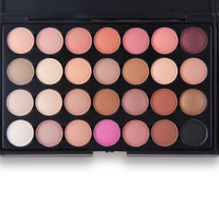 28 Professional Natural Pigment Matte Eyeshadow Pallet