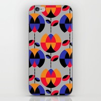 HappyGarden iPhone & iPod Skin by Susana Paz | Society6