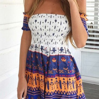 Lucy Sunset Dawn Playsuit