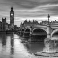 The House of Parliament and Westminster Bridge Prints by Grant Rooney at AllPosters.com