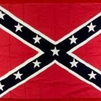 3'x5' 3 x 5 FT Rebel Confederate Flag Battle Cotton