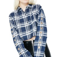 Jody Plaid Flannel