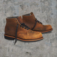 Davis Boot in Brown Trail