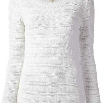Michael Michael Kors Round Neck Sweater