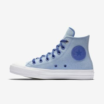 CONVERSE CHUCK II TWO-TONE LEATHER HIGH TOP