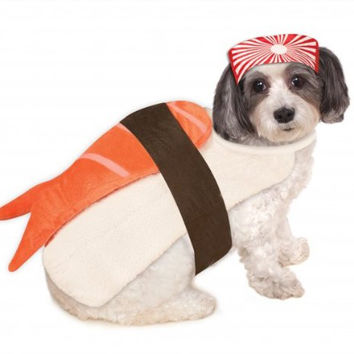 Rubies Costume Company Sushi Pet Costume, Medium