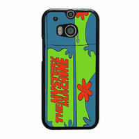 scooby doo mystery machine van fred velma case for htc one m8 m9 xperia ipod touch nexus