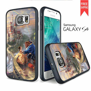 Thomas Kinkade'S Disney Samsung Galaxy S6 Case