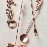 Shipwright Bar Collection by Anthropologie Copper Anchor Jigger House & Home