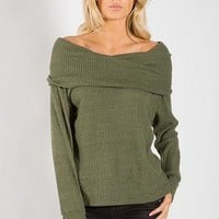 Brooke Off Shoulder Top