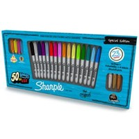 Walmart: Sharpie Fine Point Special Edition Permanent Markers 23/Pkg-