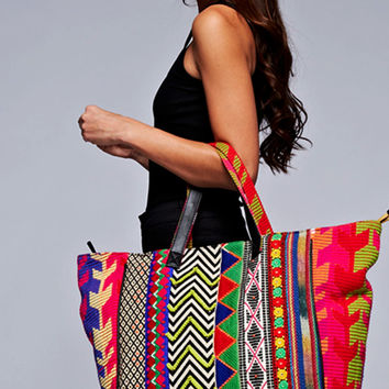 Tapestry Tote by Love Stitch