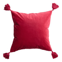 H&M Cushion Cover with Tassels $17.99