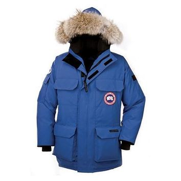 Canada Goose Expedition Parka Men Outwear Down Jackets