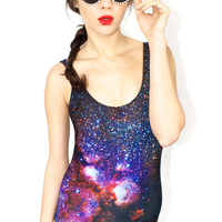 Spiderweb Galaxy Swimsuit