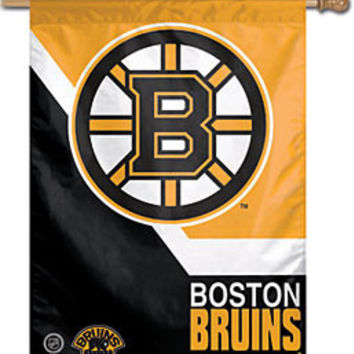 Boston Bruins Banner 27x37