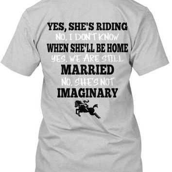 LIMITED EDITION ~ Equestrian's Husband