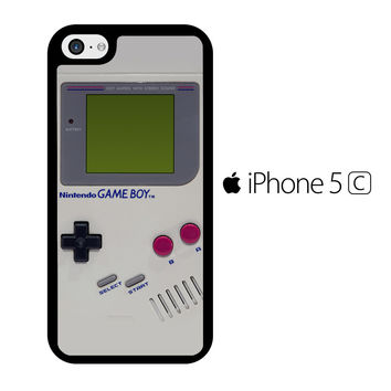 Retro Gameboy Nintendo iPhone 5C Case