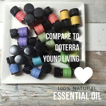 Essential Oil Travel Kits