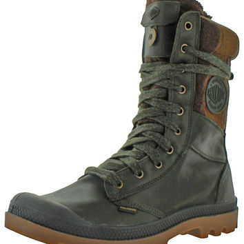 Palladium Tactical Plus Mens Cold Weather Combat Boots