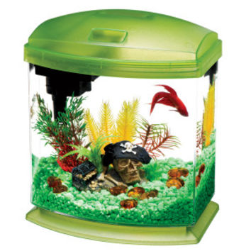 Aqueon® Mini Bow Aquarium | Aquariums | PetSmart