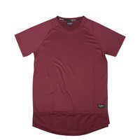 King Apparel - Perf Lightweight Tee - Maroon