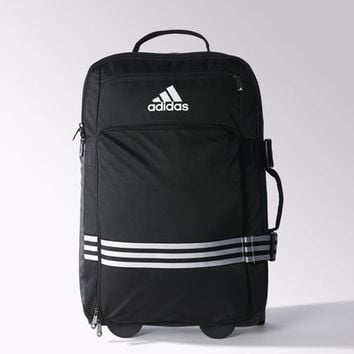 adidas 3-Stripes Cabin Size Team Trolley Bag | adidas UK