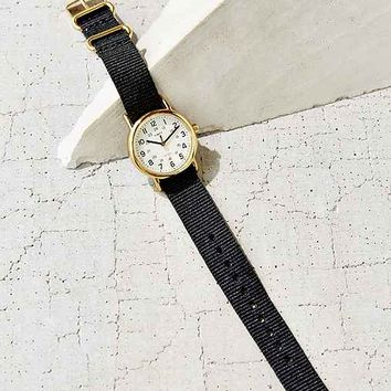 Timex Weekender Mid Size Watch- Black One