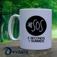 5 seconds of summer 5SOS Ceramic Mug,Coffee Mug