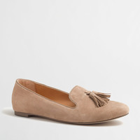 Factory Cora loafers with tassels
